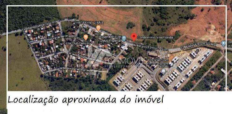 Casa, Angicos, 2 Quartos, 1 Vaga