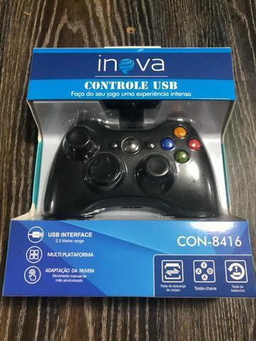 Controle USB inova
