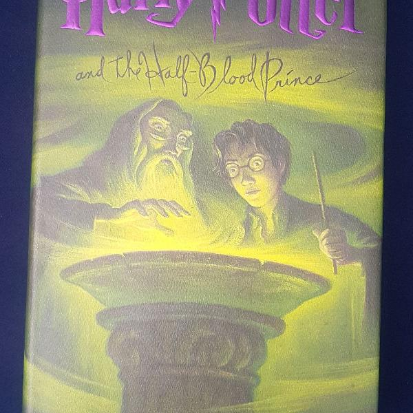 Harry Potter and the Half - Blood Prince J. K. Rowling