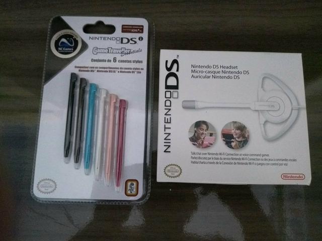 Kit Nintendo ds,dsi,ds lite,ds xl ou 3ds