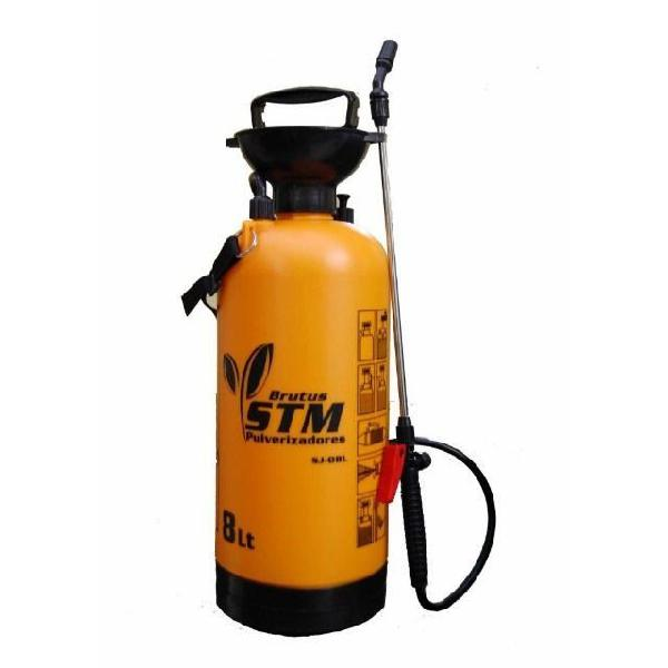 Pulverizador manual capacidade 8 litros - Bomba para aplicar