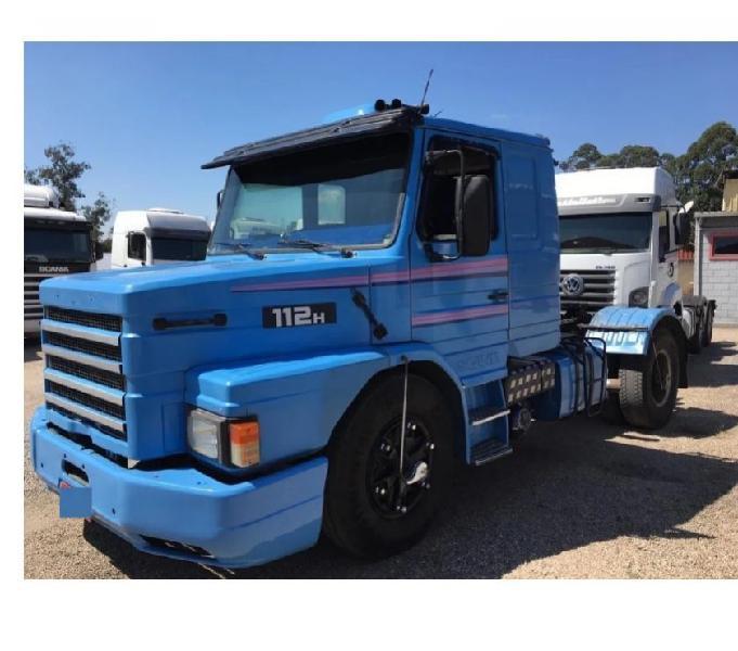 SCANIA T 112 320 1986 4X2