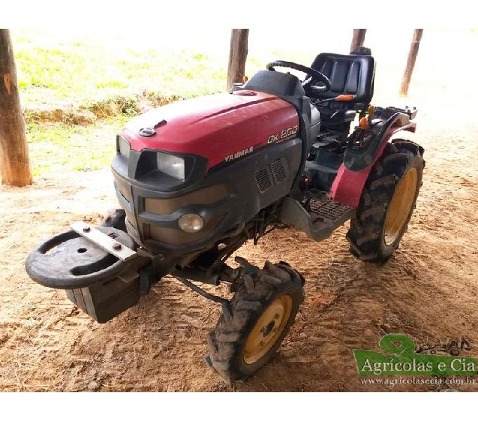 Trator Yanmar GK 200 4x4