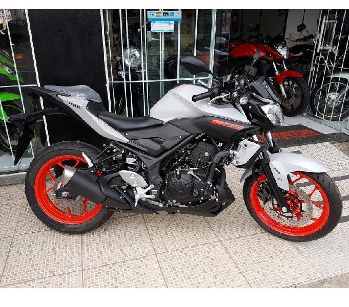 Yamaha Mt 03 Abs 2020 0km, aceito troca, cartão e financio