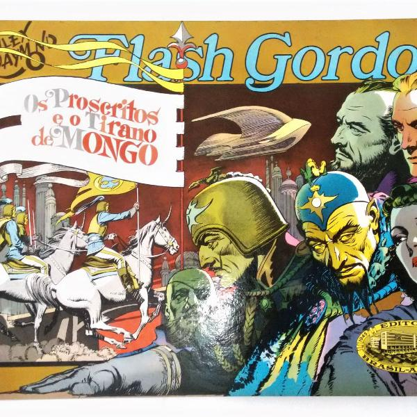 flash gordon - os proscritos e o tirano de mongo - formatão
