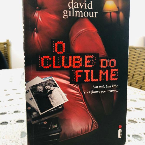 livro clube do filme