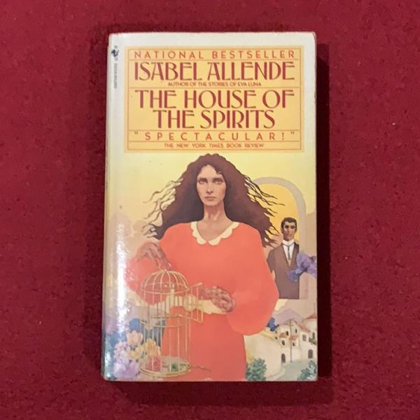 livro: the house of the spirits