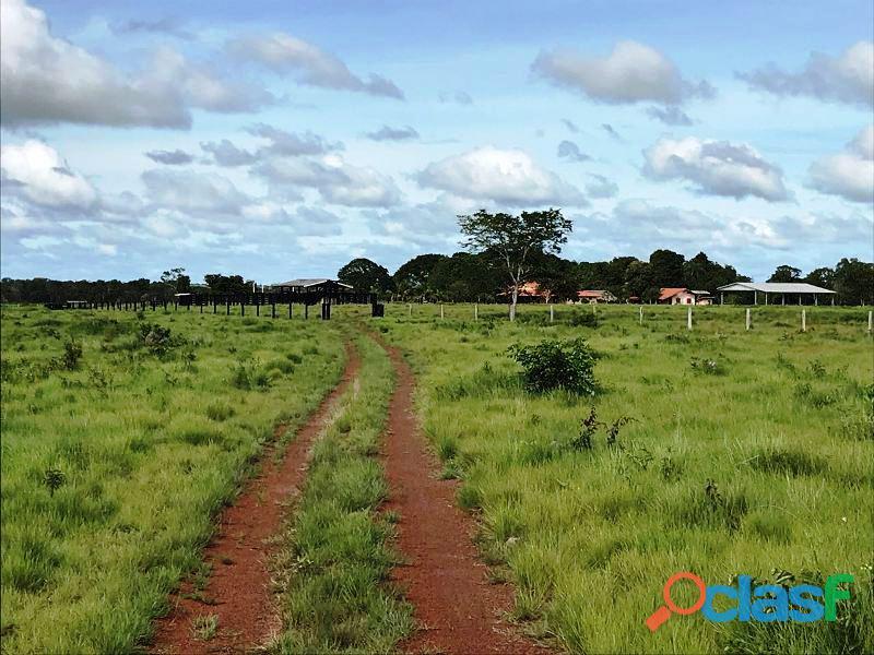1078 Alqueires Planta 700 Aberto 7 Km De Rio Santa Maria Das