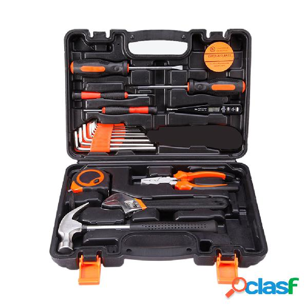 19 em 1 kit de ferramentas de precisão mão ferramenta de
