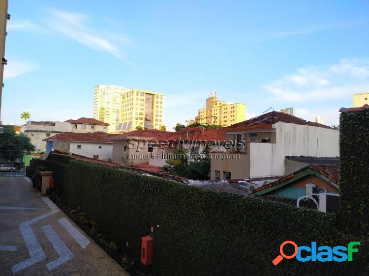 Apartamento para vender em Santos 2 dormitórios.