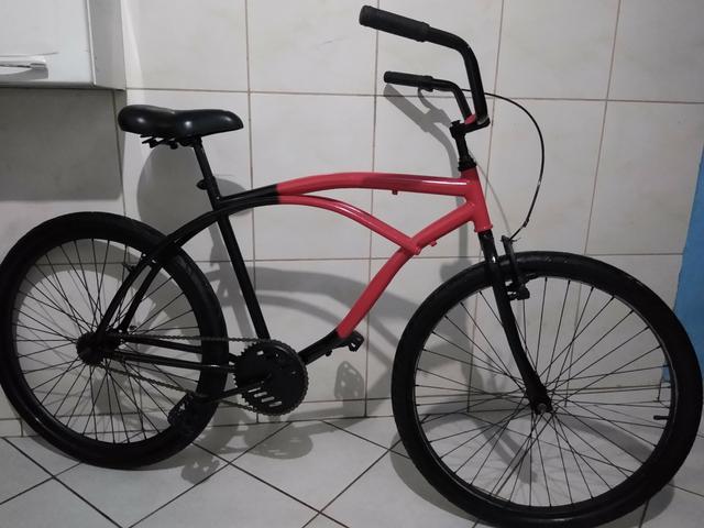 Bicicleta Beach bike aro 26 bike