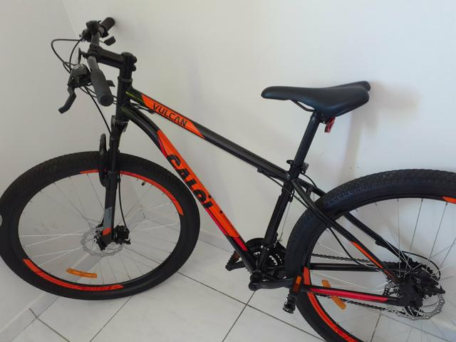 Bike caloi vulcan 29 nova