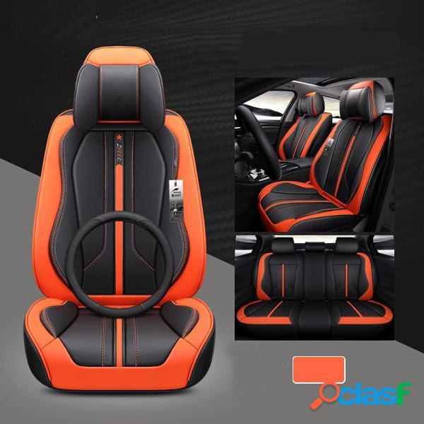 Carro 5 Sits Capa Almofada Set 6D Surround Respirável