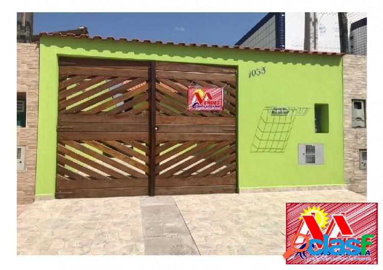 Casa Nova Pronta para Morar em MENDES CASAS DE PRAIA