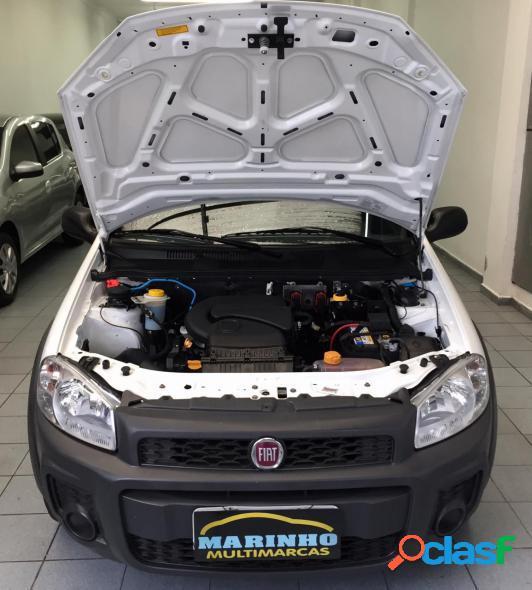 FIAT STRADA HARD WORKING CS 1.4 FLEX AR CONDICIONADO E