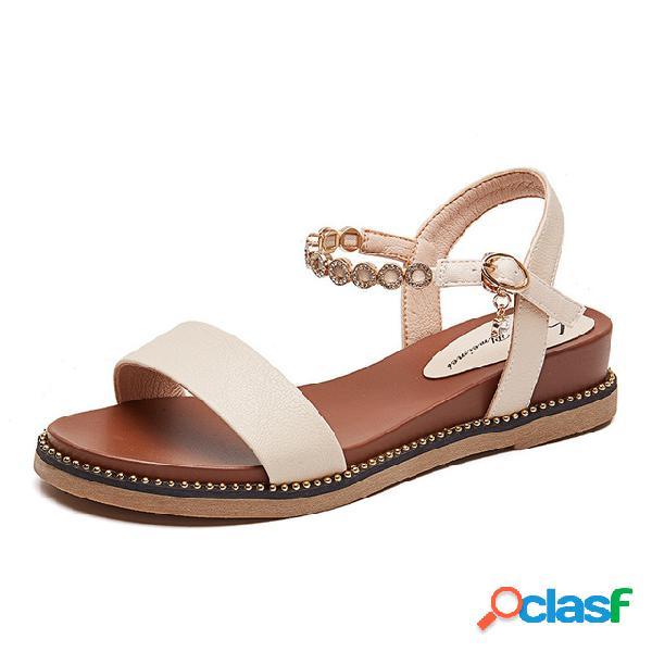 Fada das Mulheres Sapatos Sandálias das Mulheres Novo