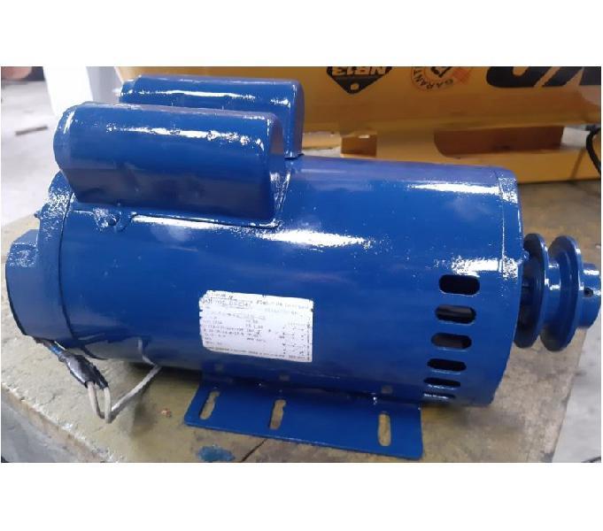 Motor Eletrico Kohlbach 3 Cv Monofasico Funcionando