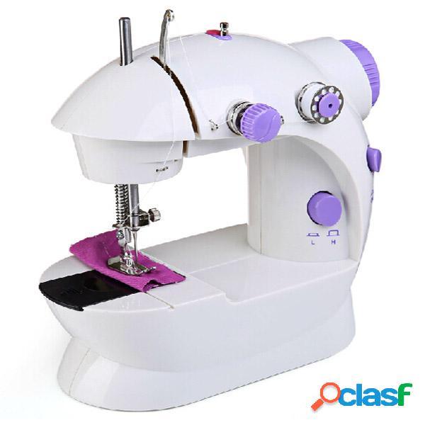 Máquina de costura elétrica multifuncional para mesa de