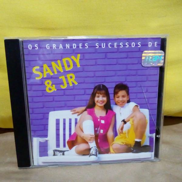 cd sandy e junior os grandes sucessos