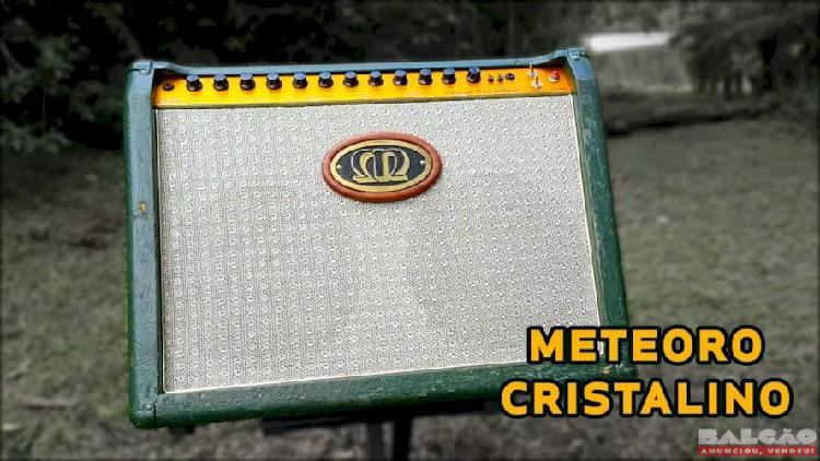 Amplificador de guitarra Meteoro Classic Cristalino Deluxe