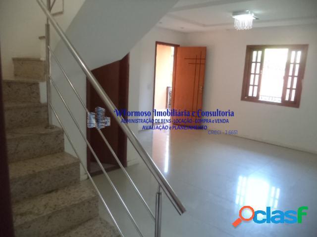 Casa Duplex para venda em Condomínio Fechado Campo Grande