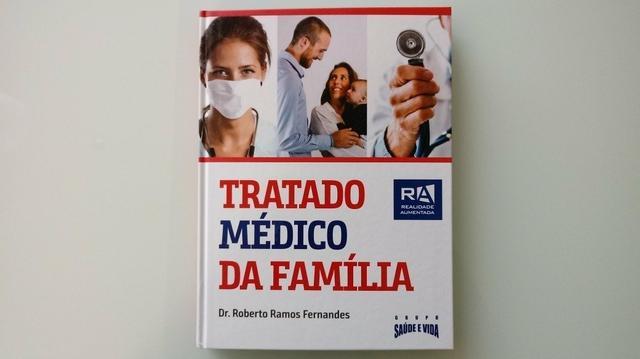 Livro para quem estuda na área da saúde