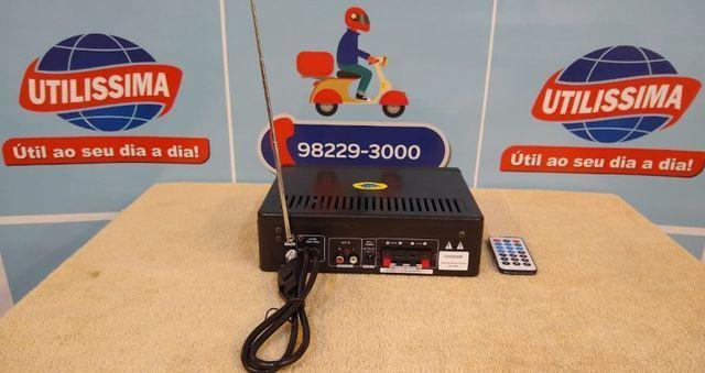 Mini Modulo amplificador LE-706 ? Entrega grátis *