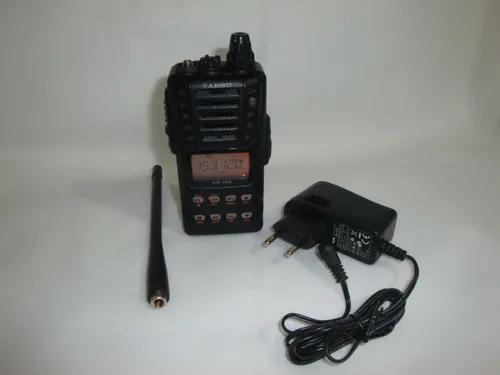 Radio Amador Yaesu Vx120 Vhf Usado Leia O Anuncio Py2pcb