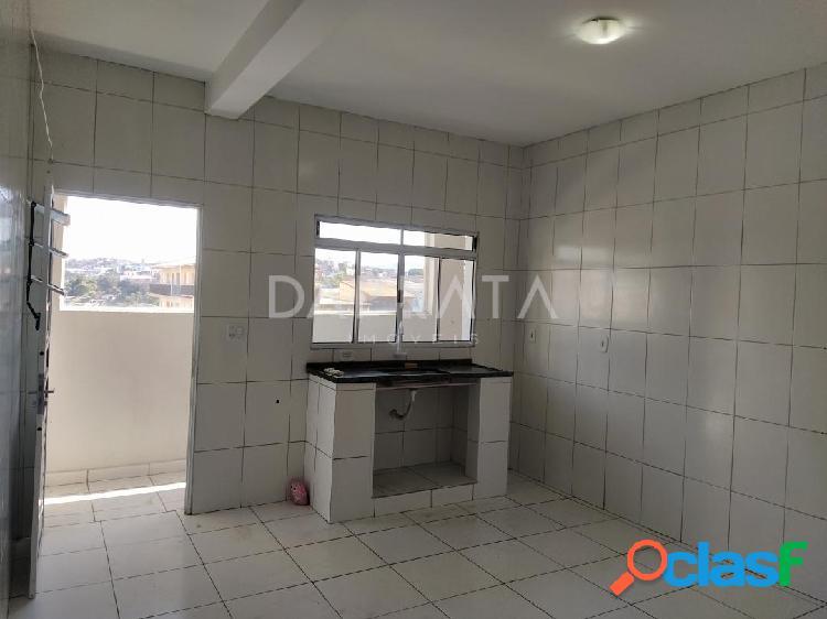 Casa 80m, Centro de Jandira, 3 cômodos