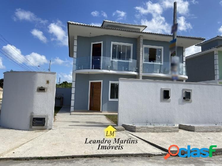 Lindíssimas casas DUPLEX (TOTALMENTE INDEPENDENTE) prox