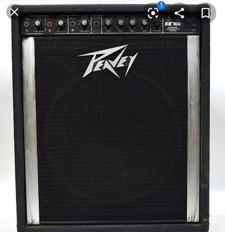 Amplificador Peavey KB 100 Watts