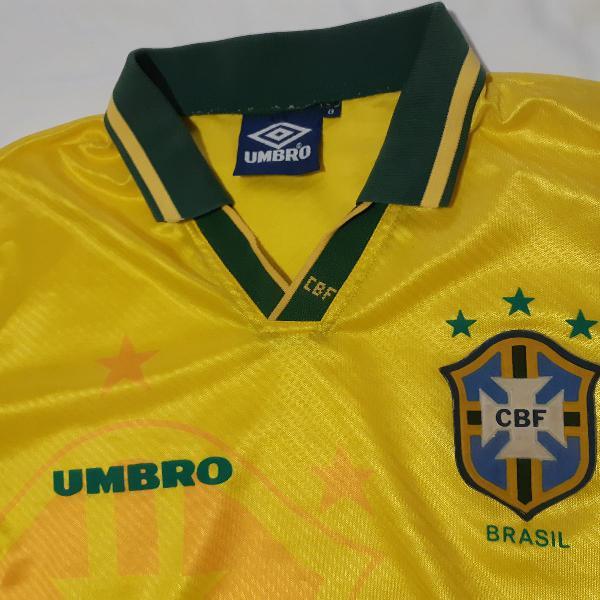 Camisa Seleção Brasileira 94 ORIGINAL