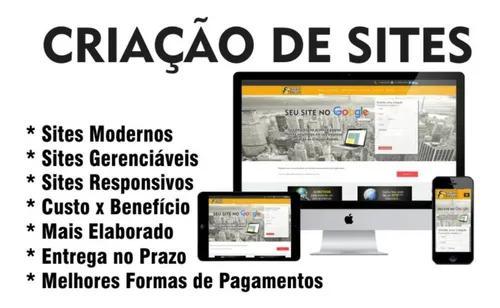 Criação De Sites Profissionais E Dinâmicos