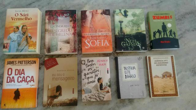 Desapego Literatura Estrangeira