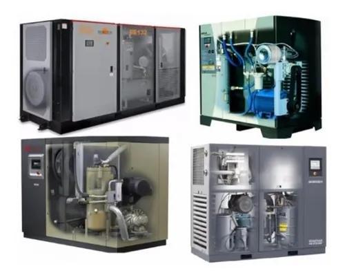 Manutenção De Compressores E Tratamento De Ar