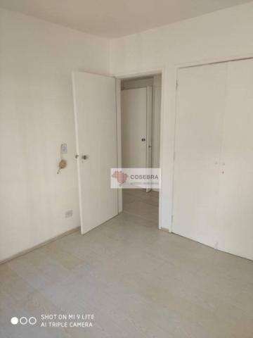 Apartamento com 2 dormitórios para alugar, 80 m² por R$
