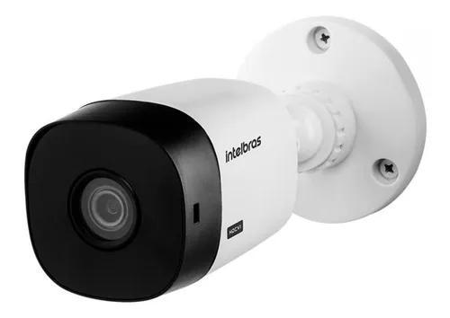 Câmera Hdcvi Lite Vhl 1120b Intelbras Ir 20 Metros 720p Hd