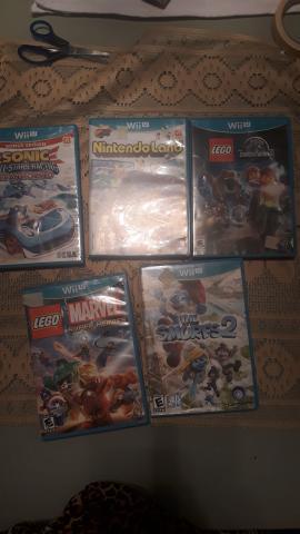Jogos de Nintendo Wiiu