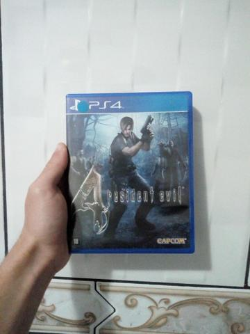 Resident Evil 4 ps4