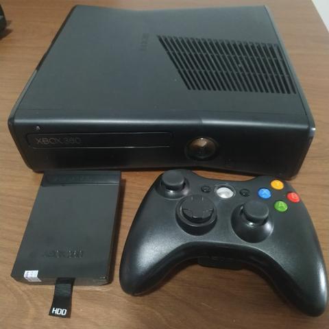 Xbox 360+ 50 jogos no HD+ emuladores