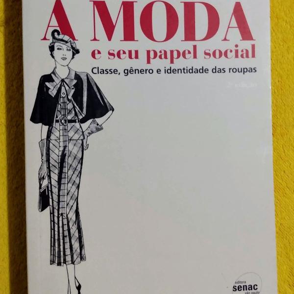 livro a moda e seu papel social
