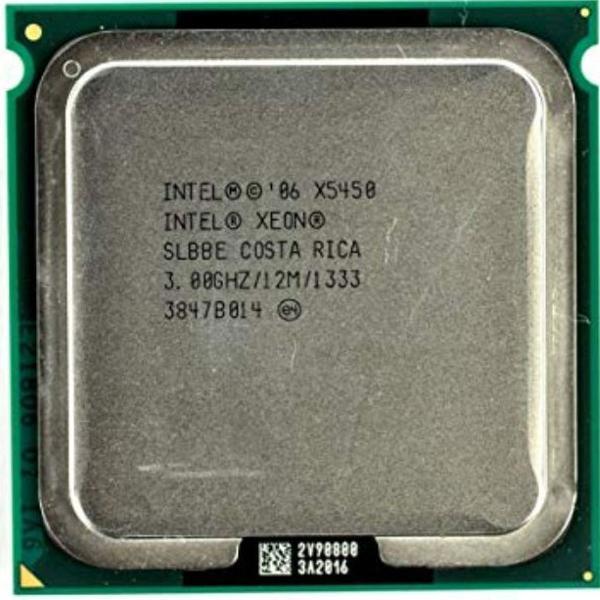 processador intel quad-core xeon x5450 3.0ghz 12mb 775
