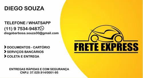 Serviços De Coletas E Entregas Grande São Paulo E Interior