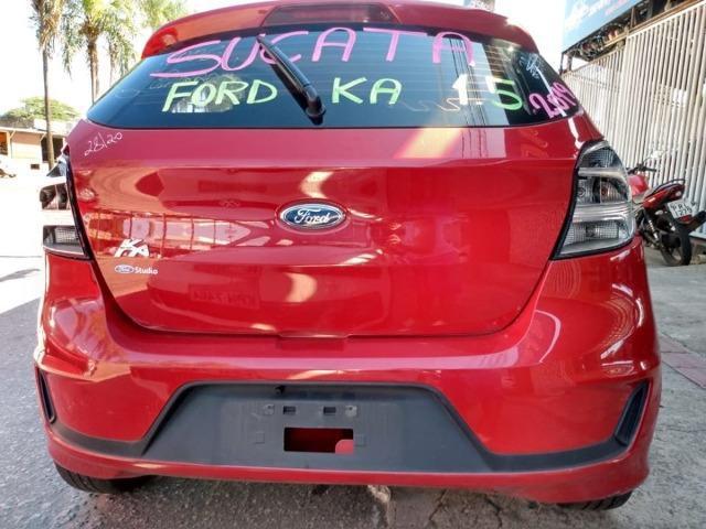 Sucata do Ford Ka 1.5 2018/2019