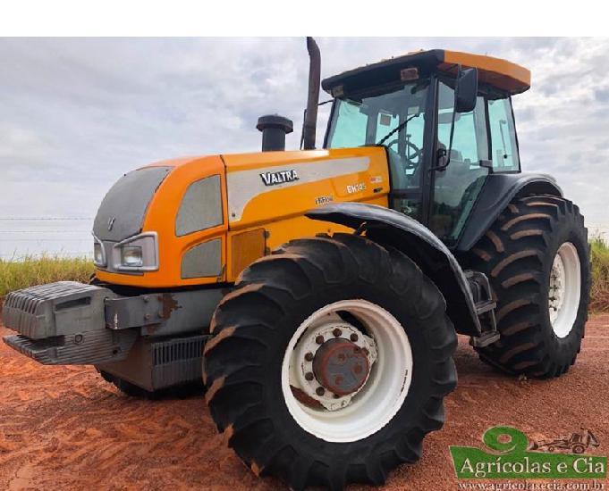Trator Valtra BH 145 4x4 (Hi Flow - 4.200 Horas Originais!)