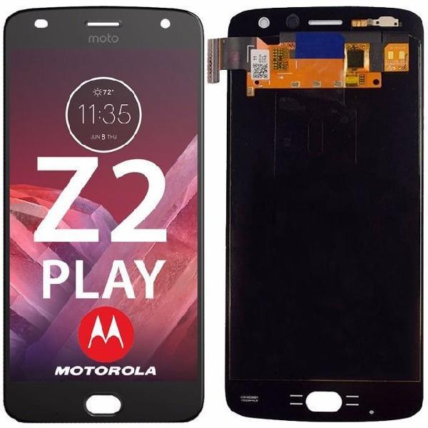 Tela / Display Motorola Moto Z2 Play!!!