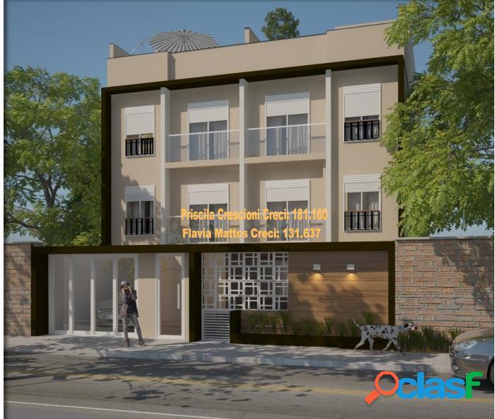 Apartamento Sem Condomínio no Bairro Campestre - Santo