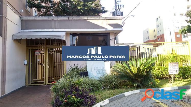Apartamento no Santa Isabel com 45 mts 2 dorms 1 vaga Vila
