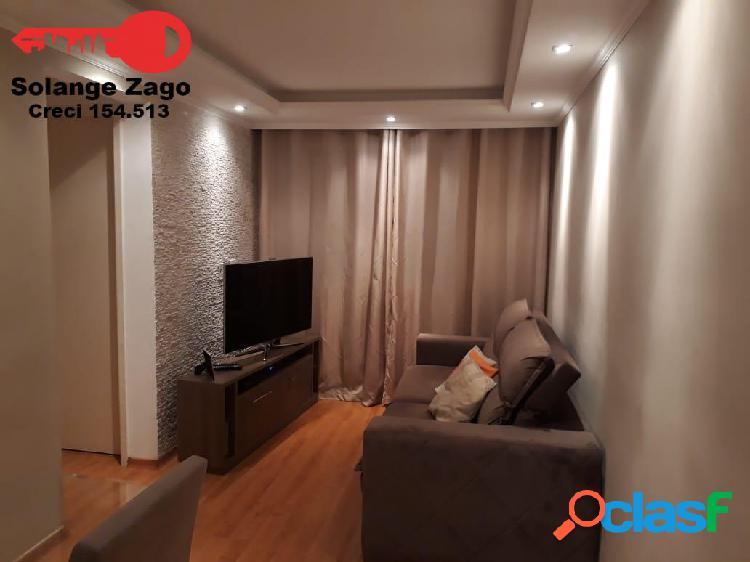 Belo Apartamento! Com Mobília no Horto do Ipê 48 m², 2