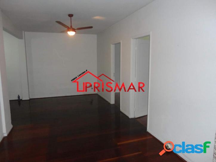 Vendo/Alugo 3 dormitorios Frente 1 vaga Pompéia 115 m2 AU